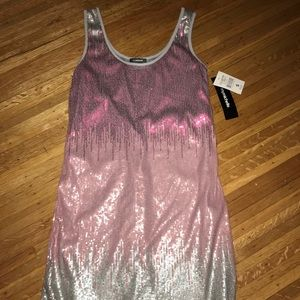 My Michelle sequent dress. NWT